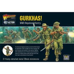 Bolt Action Gurkhas