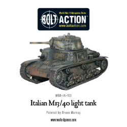 M13/40 Italian Tank