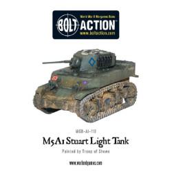 M5 A1 Stuart Light Tank