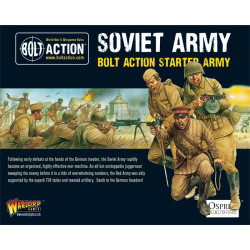 Bolt Action Starter Army – Soviet Army