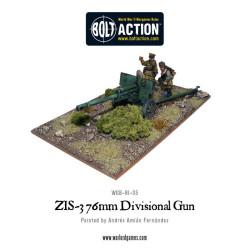 Soviet Zis 3 Gun