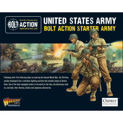 Bolt Action Starter Army – American Army