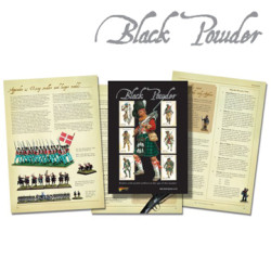Black Powder Rulebooks