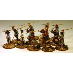 Breton Javelinmen (Levy) SB04