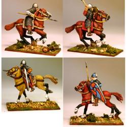 Breton Mounted Machiterns (Hearthguard) SB02