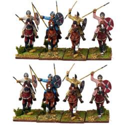 Breton Mounted Soldiers (Warriors) SB03
