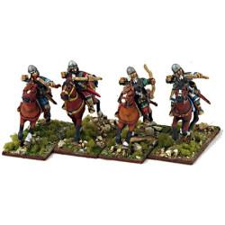 Byzantine Kavallaroi (Mounted Hearthguard Bows) SZ03