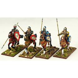Byzantine Kavallaroi (Mounted Hearthguard Spears) SZ02