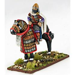 Byzantine Mounted Warlord SZ01