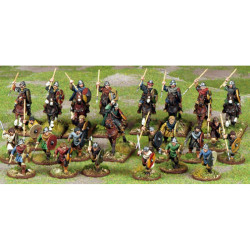 Carolingian Franks Warband (4 points) SSB11