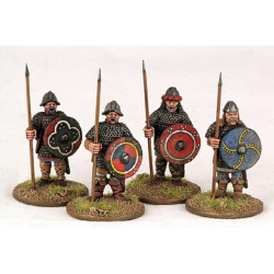 Carolingian Hearthguard on Foot SF03