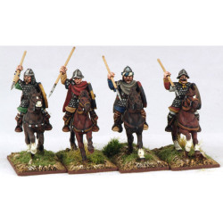 Carolingian Mounted Hearthguard SF02