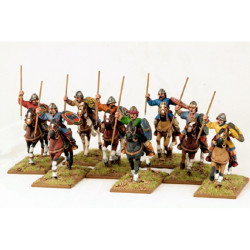 Carolingian Mounted Warriors SF04