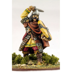 Carolingian Warlord on Foot SF01b