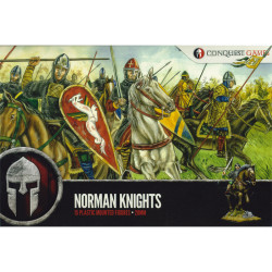 Conquest Games Norman Knights CGME001