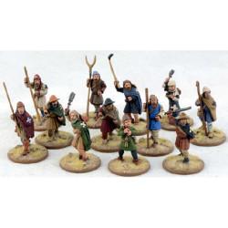 Crusader Pilgrims (Levy) SCD09