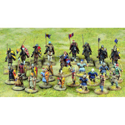 Crusader Starter Warband (Mixed) CCSB01