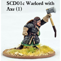 Crusader Warlord with Double Handed Weapon SCD01c