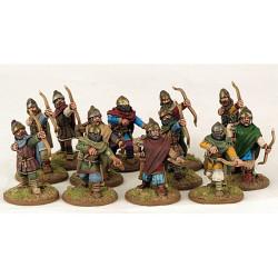 Era of the Princes Militia Bowmen (Levy) SP04