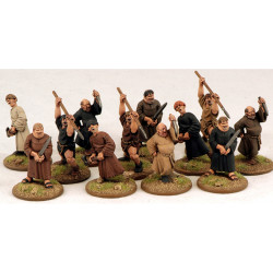 Fanatic Pilgrims (Monks) DOW01 / SFH07