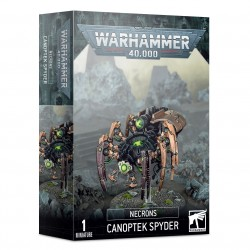 Necrons Canoptek Spyder