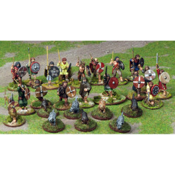 Irish Warband (4 points) SSB12