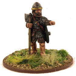 Irish Warlord with Dane Axe B SI01b