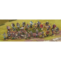 Jomsviking Warband (4 points) SSB07