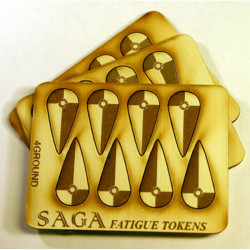MDF Kite Shields 4SAGA03