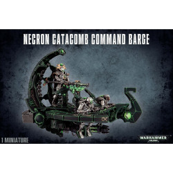 Necron Catacomb Command Barge/Annihilation Barge
