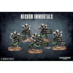 Necron Immortals/Deathmarks – Ready To Ship