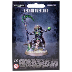 Necron Overlord – Ready To Ship