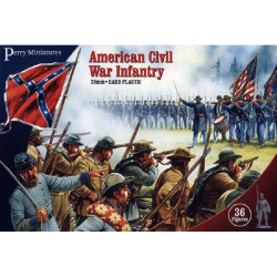 American Civil War Infantry ACW1