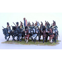 French Napoleonic Line Dragoons FN130