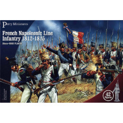 French Napoleonic Line Infantry 1812-1815 FN100