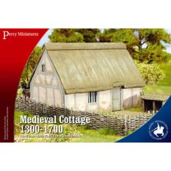 Medieval Cottage 1300-1700 RPB3