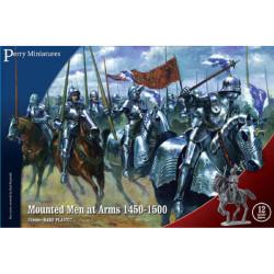 Mounted Men At Arms 1450-1500 WR40