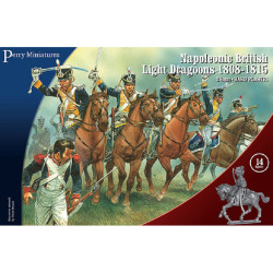 British Light Dragoons 1808-1815 BH90