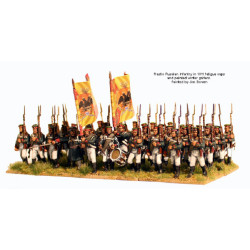 Russian Napoleonic Infantry 1809-1814 RN20