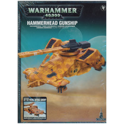 Tau Empire Hammerhead Gunship / TX78 Sky Ray