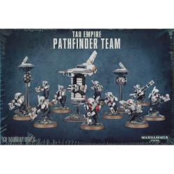 T'au Empire Tau Pathfinder Team
