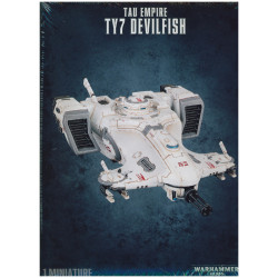 T'au Empire Tau TY7 Devilfish