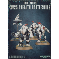 Tau Empire XV25 Stealth Suits – Ready To Ship