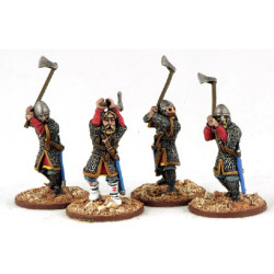 Varangian Guard with Axes (Hearthguard) SV07