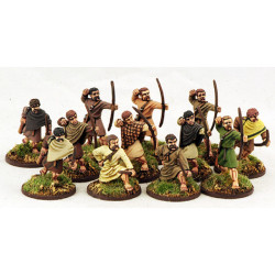 Welsh Bonnedig Archers (Levy) SW05