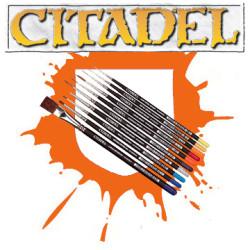 Citadel Brushes