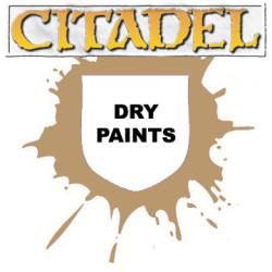 Citadel Paints Dry