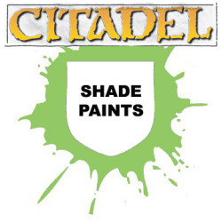 Citadel Paints Shade