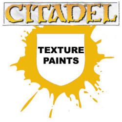 Citadel Paints Texture