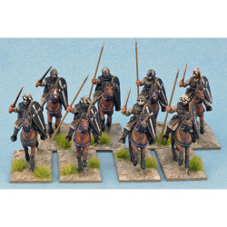 Milites Christi Mounted Sergeants (Warriors) SMO03
